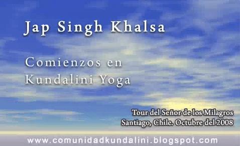comienzos jap singh khalsa