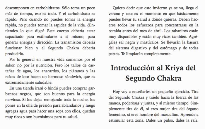 los chakras 1