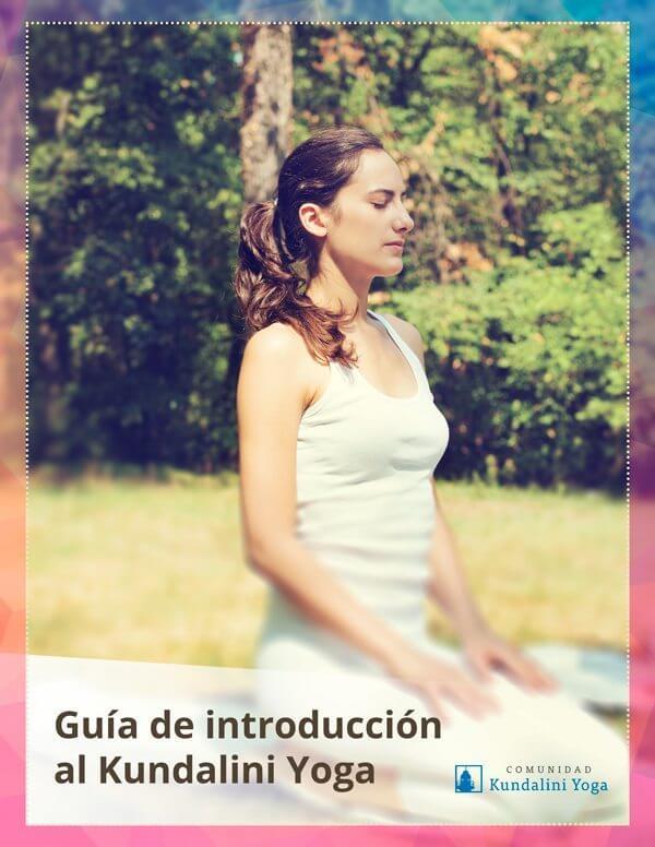 Portada Guía de Introducción al Kundalini Yoga