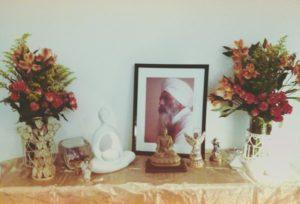 altar circulo de mujeres