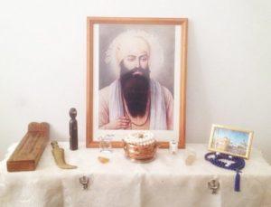 altar sada anand
