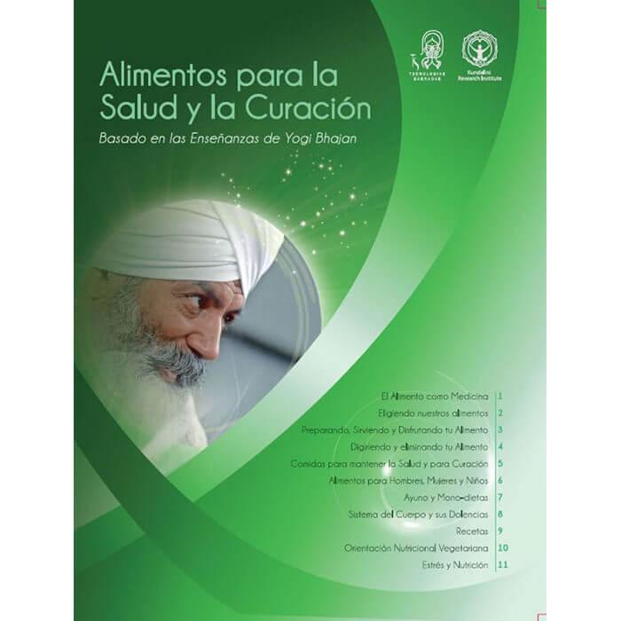 alimentos para la salud y la curacion portada libro