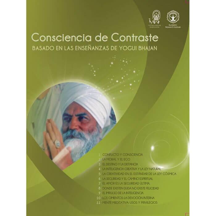 consciencia de contraste portada libro