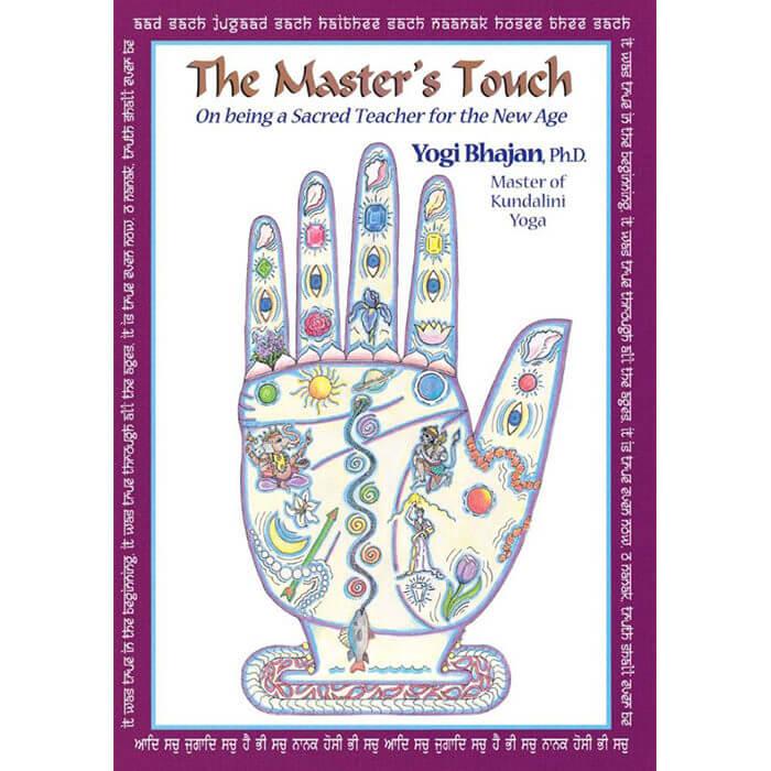 el toque del maestro portada libro