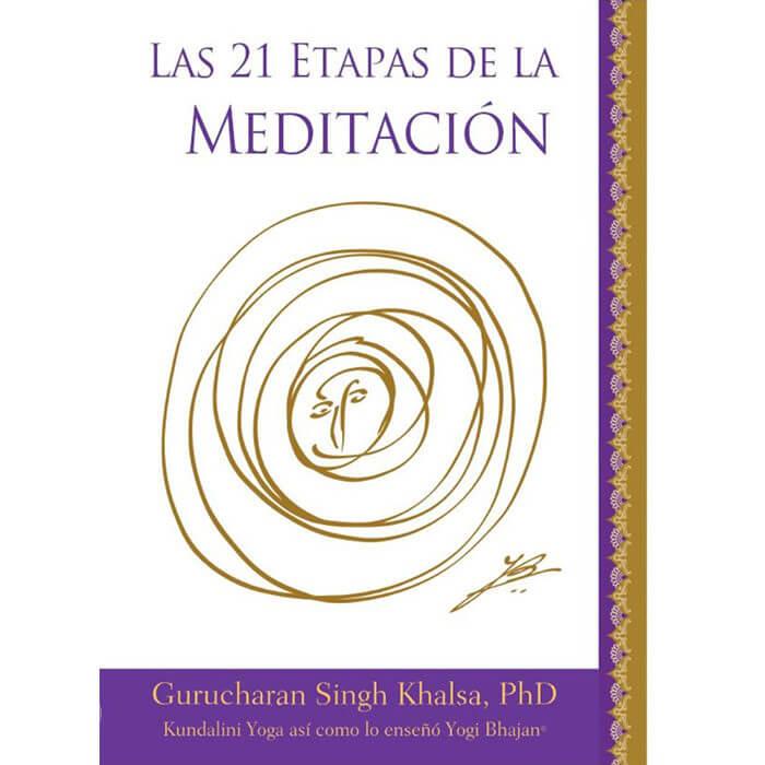 etapas de la meditacion portada libro