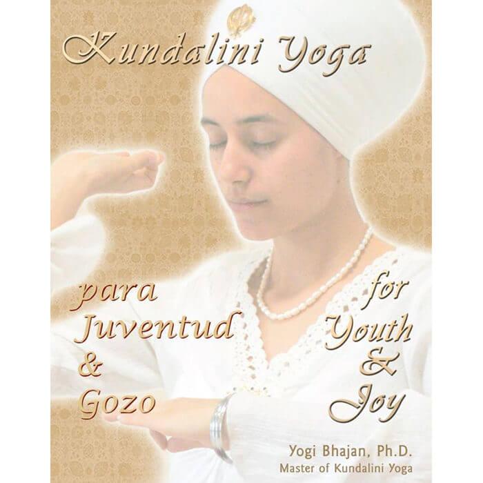 kundalini yoga para juventud y gozo portada libro