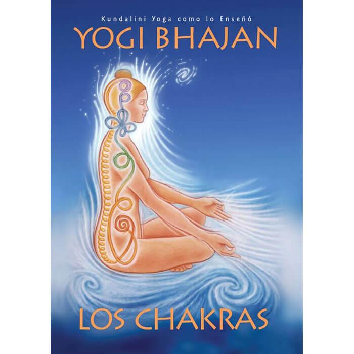 los chakras portada libro