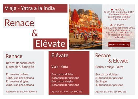 yatra viaje india