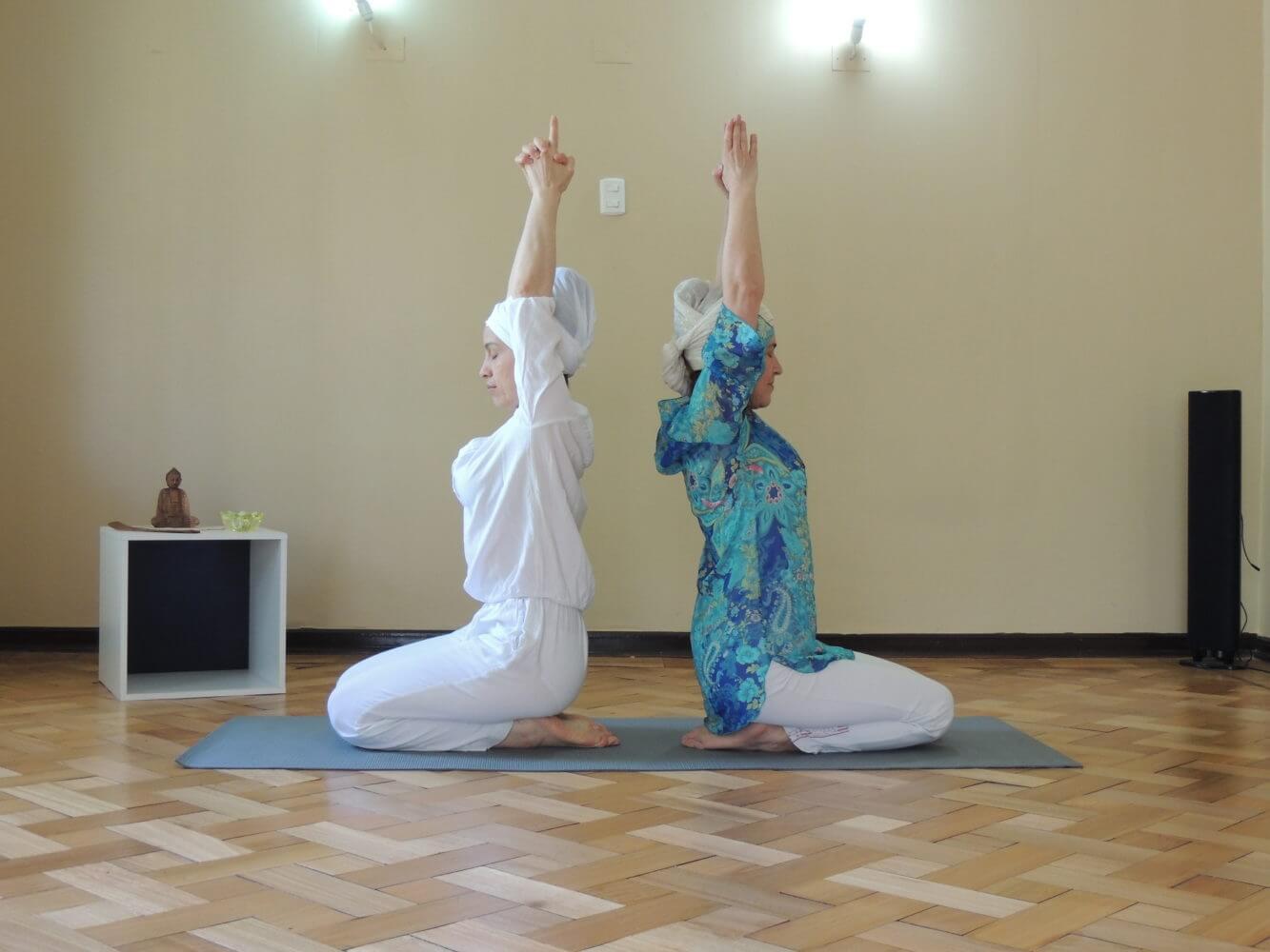 Logo  Ong Namo Yoga y Transformación