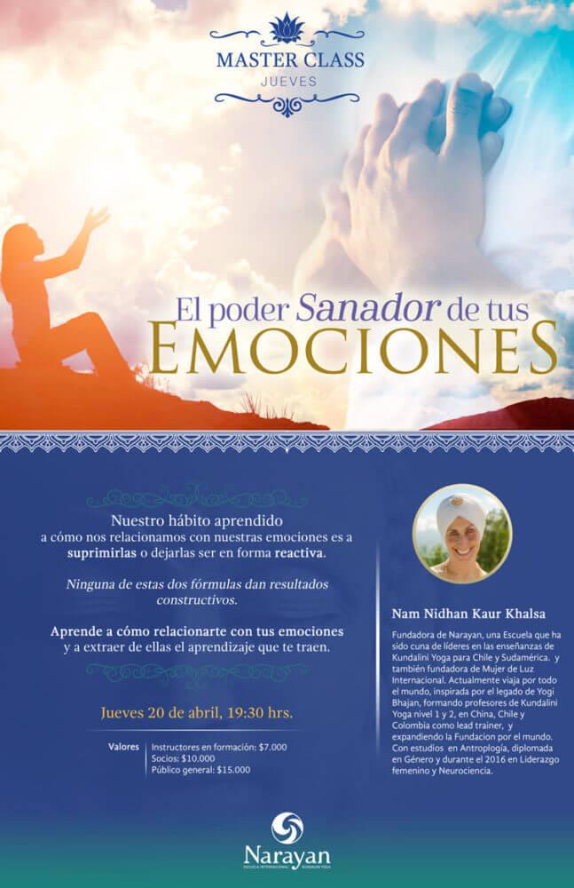 el poder sanador de tus emoci