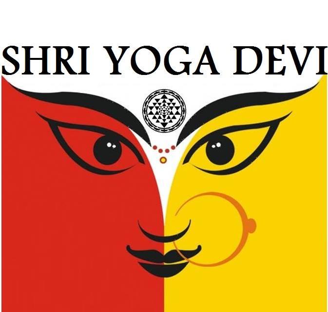 Logo  Shri Yoga Devi