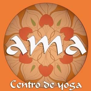 Logo AMA Centro de Yoga