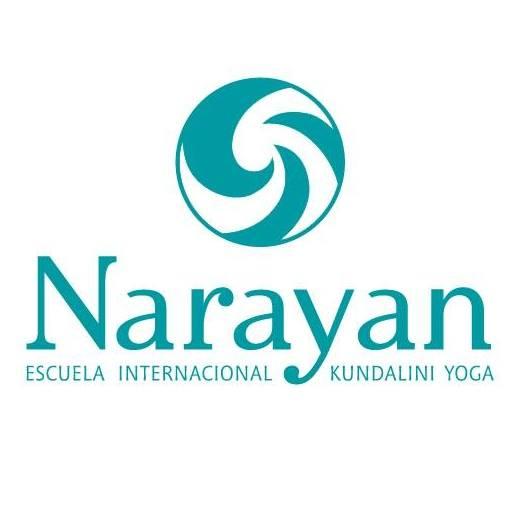 Logo  Narayan Yoga