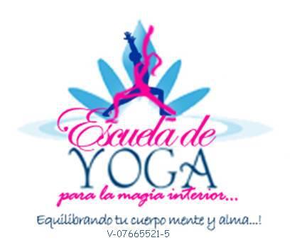 Logo  Escuela de Yoga para la Magia Interior