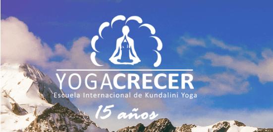 Logo  Yoga Crecer