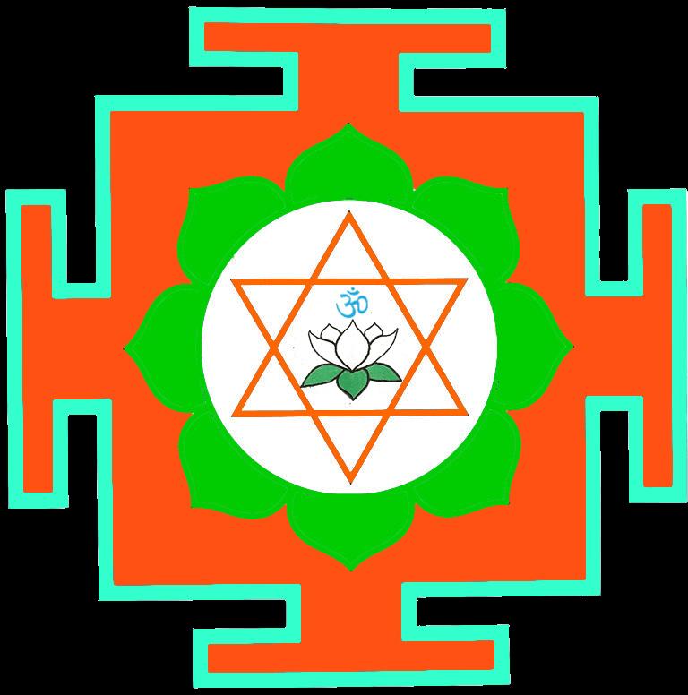 Logo  Asociación Colombiana de Yoga