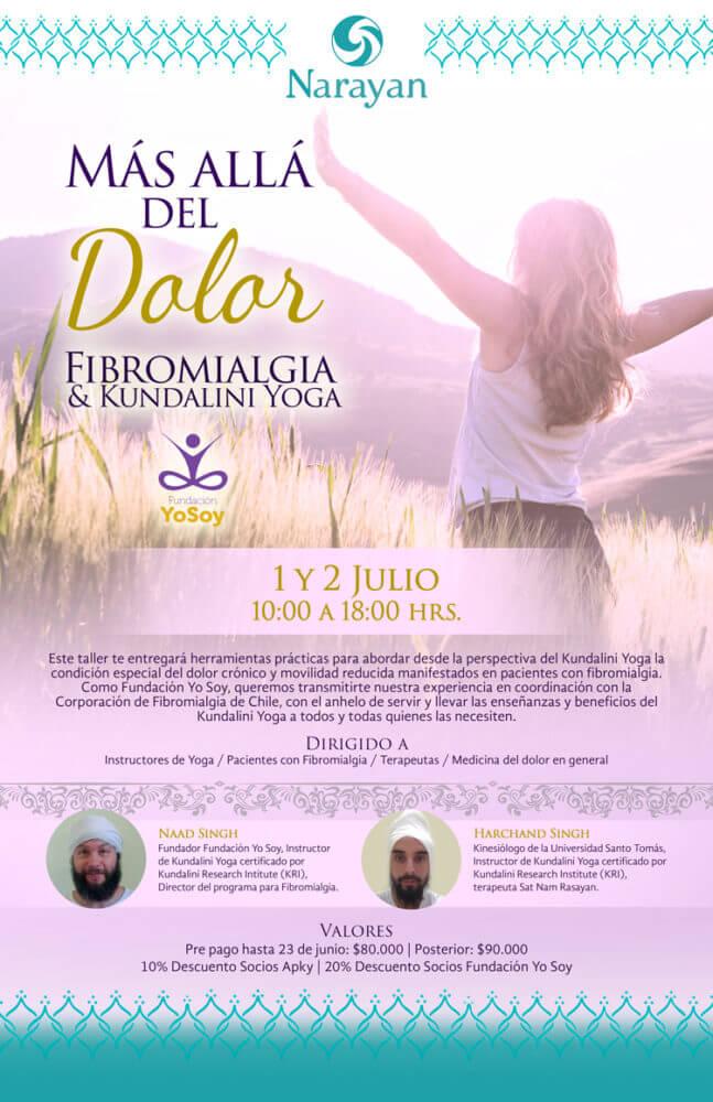 afiche Fibromialgia v01 WEB