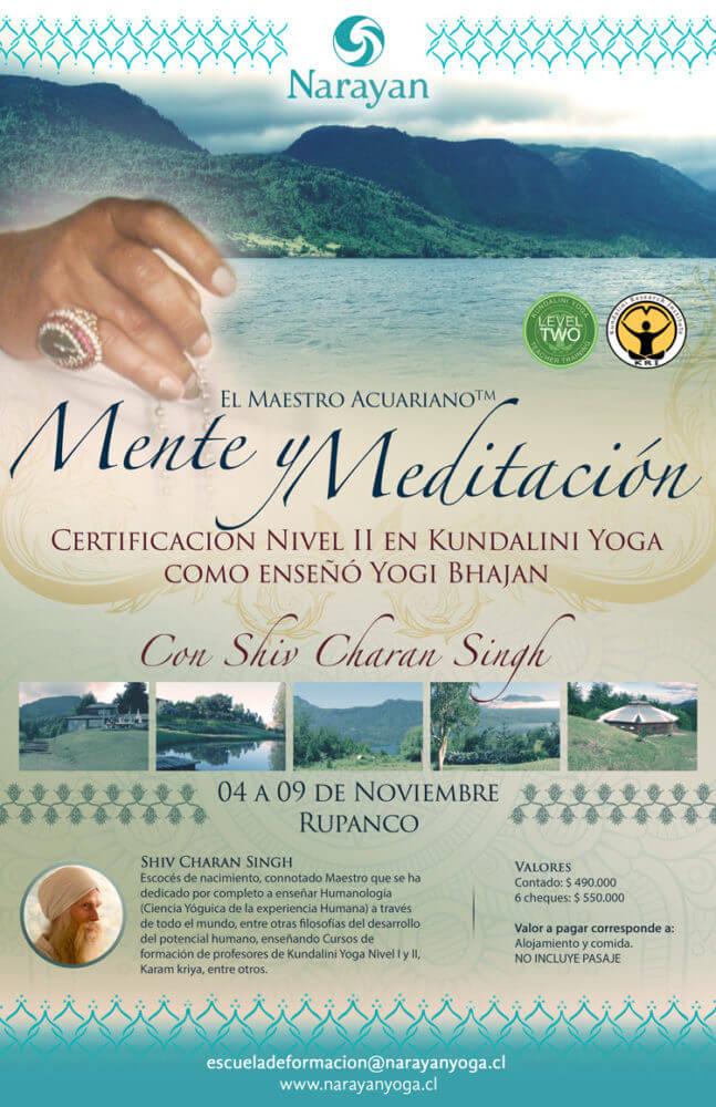 shiv sharan mente y meditacion