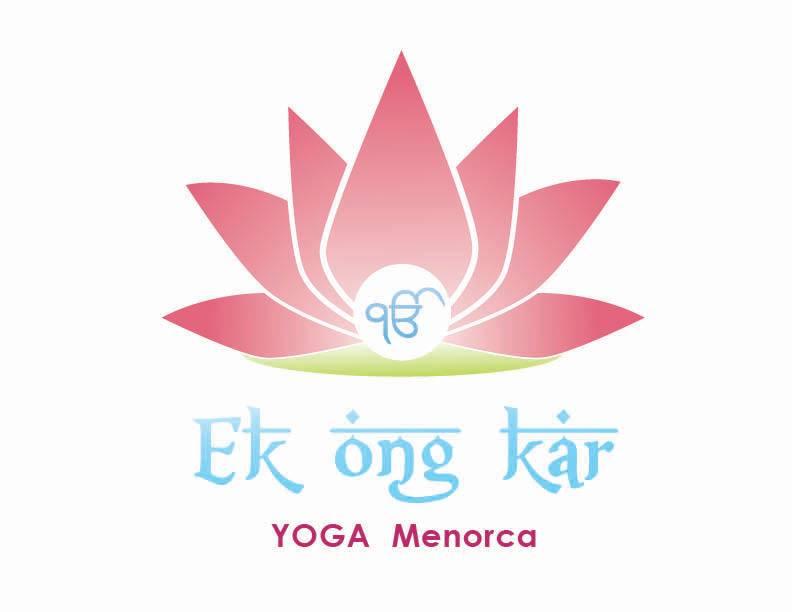 Logo  Ek Ong Kar Yoga