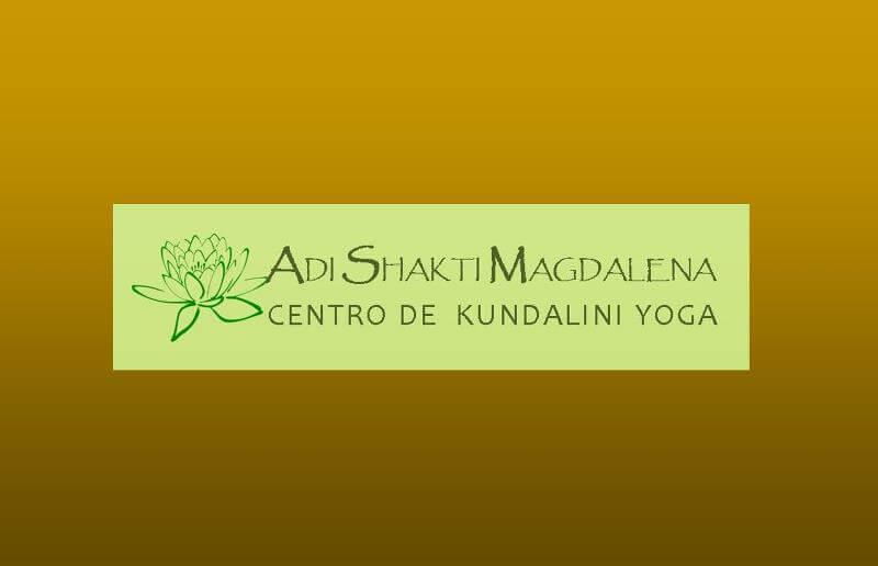 Logo  Adi Shakti Magdalena Centro de Kundalini Yoga
