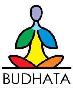 Logo  Budhata Águas Claras