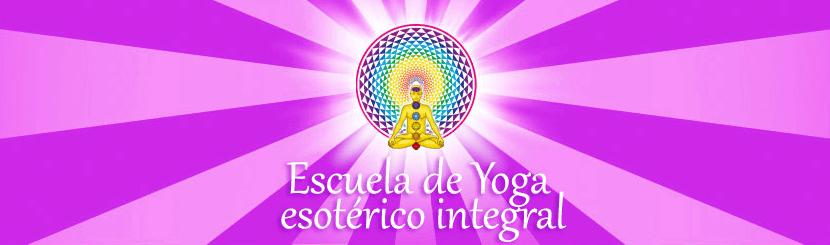 Logo  Escuela de Yoga Esotérico Integral