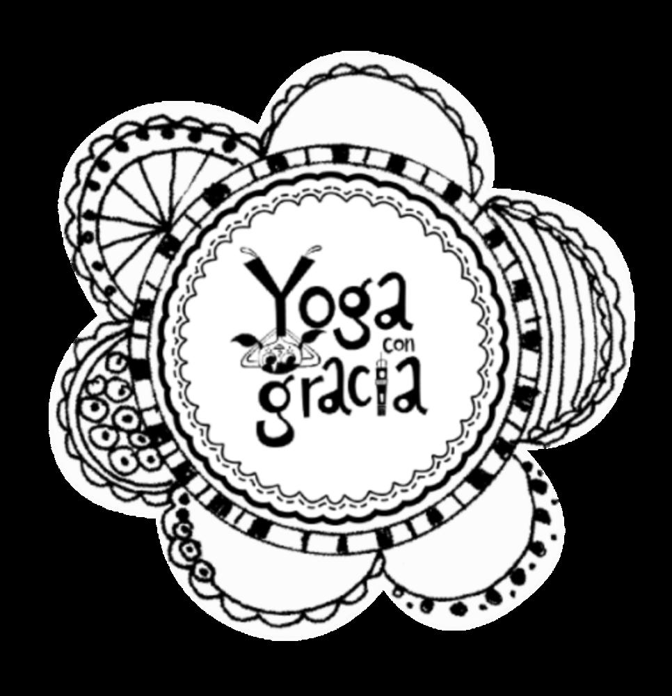 Logo  Yoga con Gracia