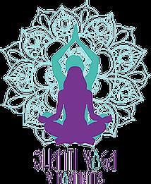 Logo  Centro Cultural de Yoga Shanti