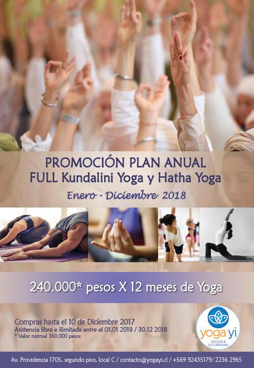 Yoga Todo el año