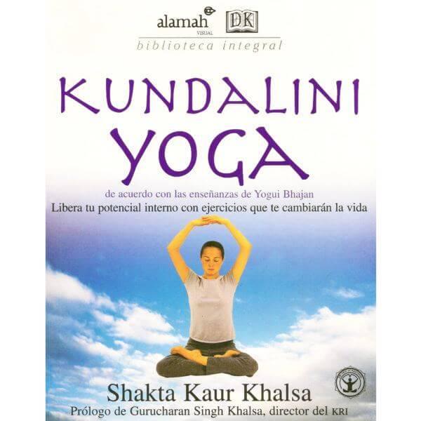 portada libro Kundalini Yoga por Shakta Kaur