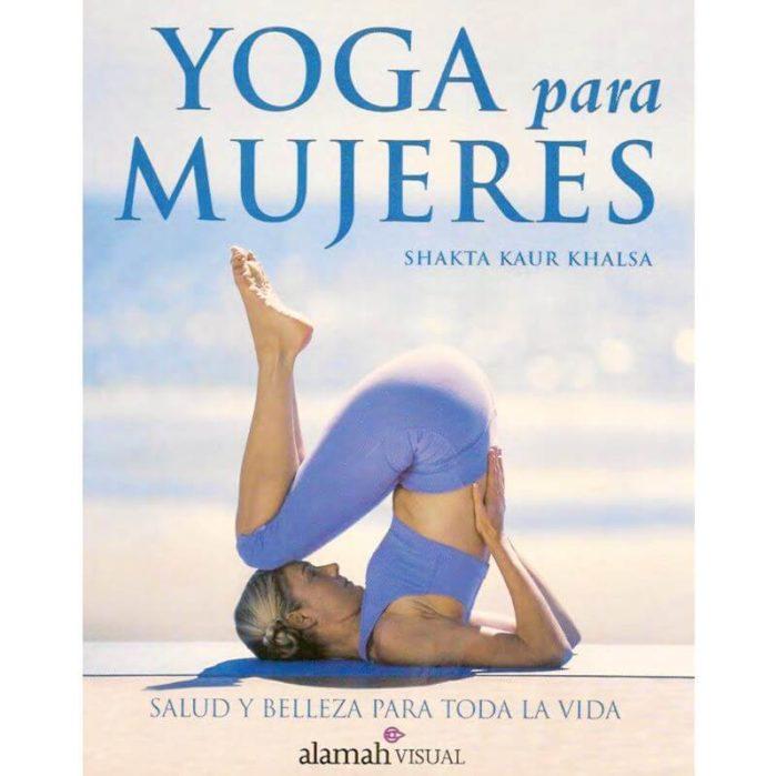 portada yoga para mujeres Shakta kaur