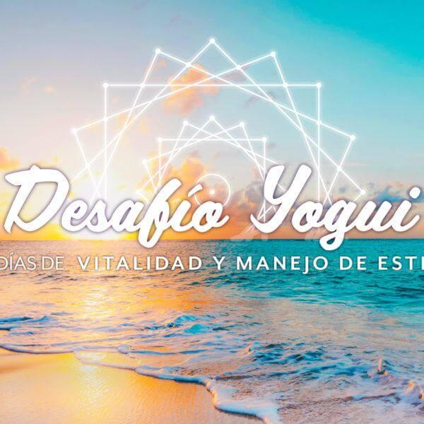 Logo Desafío Yogui #4 Vitalidad y Manejo de Estrés