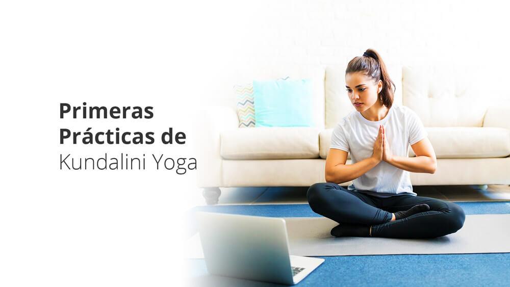 Logo Curso Primeras prácticas de Kundalini Yoga